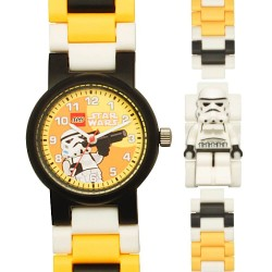 Montre LEGO® Star Wars™ - Soldat de l'Empire avec figurine