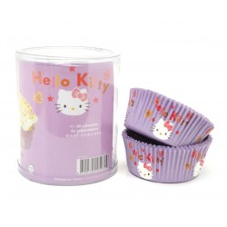 68 caissettes Hello Kitty pour cupcakes et gateaux
