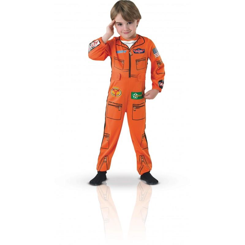 Déguisement luxe aviateur Planes Taille 3-4 ans