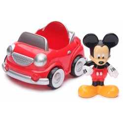 Figurine Mickey et sa voiture - Fisher Price