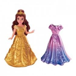 Magiclip Disney Princess : Belle avec deux tenues
