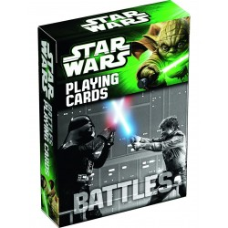 jeu de cartes bataille star wars