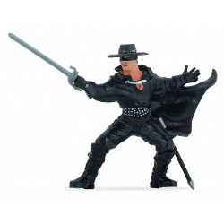Zorro et son épée - Figurines Papo