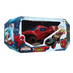 Voiture de Spider-man + Circuit