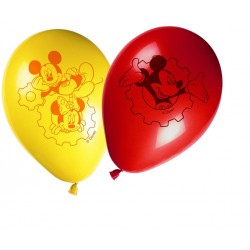 8 ballons Mickey Mouse™en latex