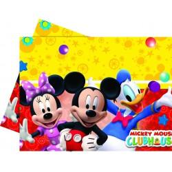 Nappe plastique Mickey