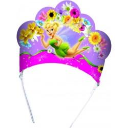 6 Couronnes Disney Fairies