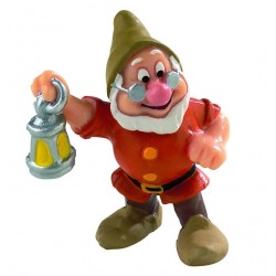 Figurine Nain Prof - Blanche Neige et les 7 Nains