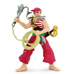 Figurine Pirate au grappin