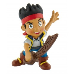 Figurine Jake le pirate avec son sabre
