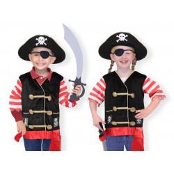 Déguisement Pirate 3-6 ans