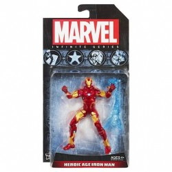 Figurine Iron Man - Marvel Infinite Series