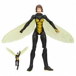 Figurine Wasp - Marvel Infinite Series - Hasbro