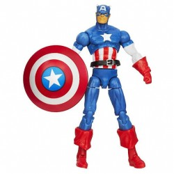 Figurine Captain America 15 cm - Marvel Infinite Series