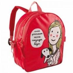 Grand sac à dos Princesse de Soledad Bravi