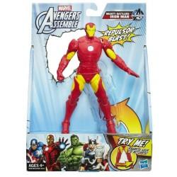 Avengers - Iron Man - Figurine de combat - 15 cm