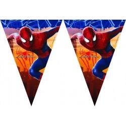 Guirlande Fanions Spiderman 230 x 24 cm