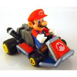 Voiture miniature Mario à rétrofriction - Mario Kart 7