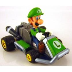 Mario Kart 7 - voiture à rétrofriction - Luigi