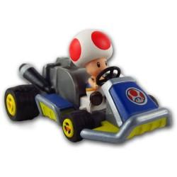 Mario Kart 7 - voiture à rétrofriction Toad