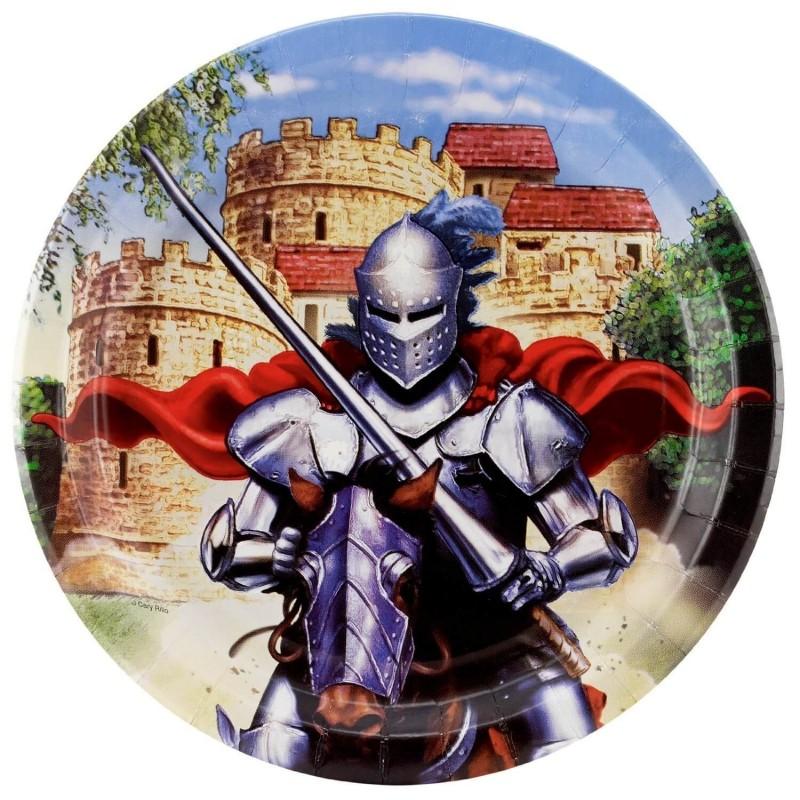 Открытка рыцарь