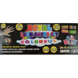 Coffret kit loom bands