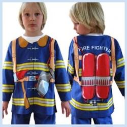 Pyjama Déguisement Pompier