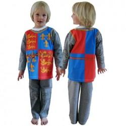 Déguisement Pyjama - Chevalier de la Table Ronde