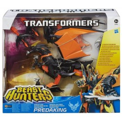 Transformers  - Ultimate Electronic Dragon Predaking