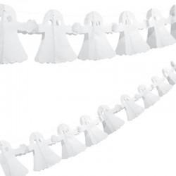Guirlande Halloween Fantômes 4 m