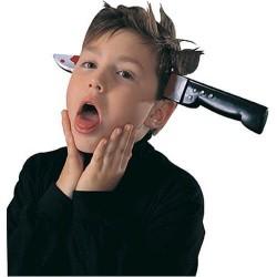 Couteau serre-tête d'Halloween