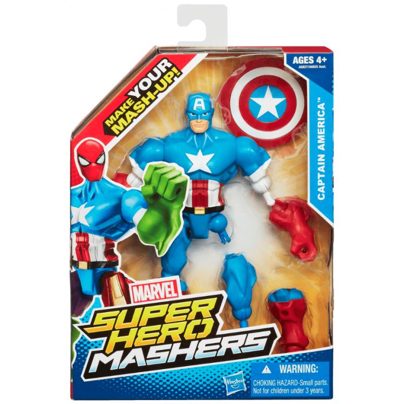 Captain America - Figurine Hero Mashers