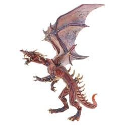 Le dragon ecorché