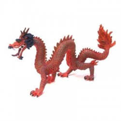 Figurine Le dragon chinois