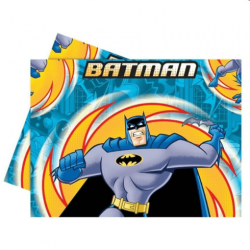 Nappe plastique Batman Comics