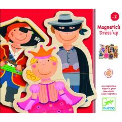 Magnétiques - Enfants déguisés