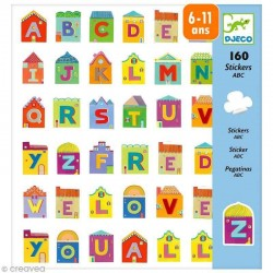 Stickers - Lettres