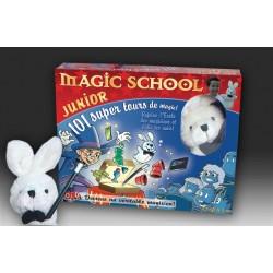 101 Super tours de magie - Magic School Junior
