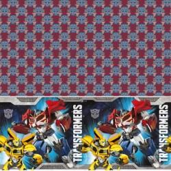 Nappe plastique Transformers™ 180 x 120 cm