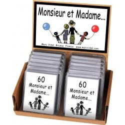 60 devinettes Monsieur et Madame