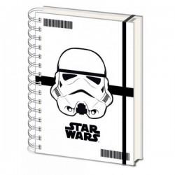 cahier à spirales star wars stormtrooper