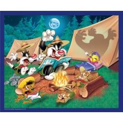 Puzzle Looney Tunes 60 pièces - Scout toujours