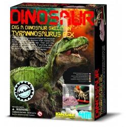 Déterre ton dinosaure - tyrannosaure