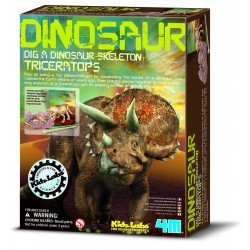 Déterre ton dinosaure - Triceratops