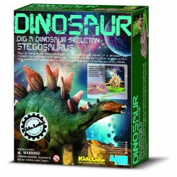 Déterre ton dinosaure - Stegosaure