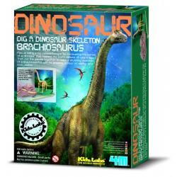 Déterre ton dinosaure Brachiosaure - Jeux 4M