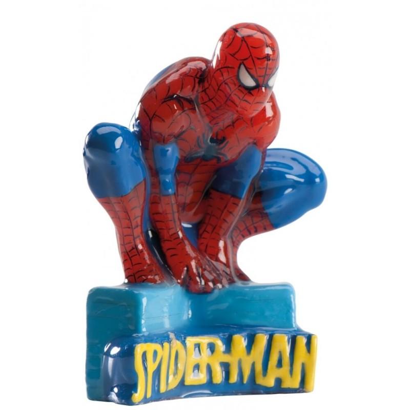 Bougie Anniversaire Spiderman