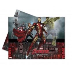 Nappe en plastique Avengers L'ère d'Ultron