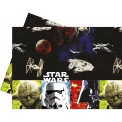 Nappe en plastique Star Wars l'Etoile de la Mort