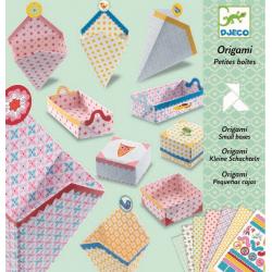 Origami petites boîtes - Djeco